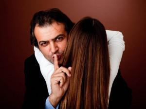 Is she cheating on you? Take this quiz to find out